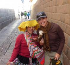 Found my sheep in Cusco