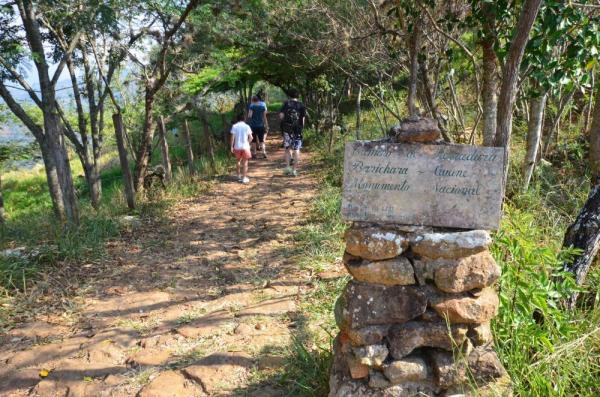 Hiking Royal Road to Guane