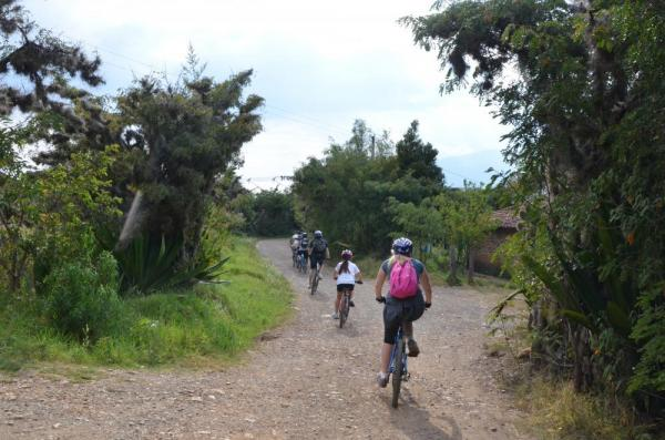 Mountain Biking in Colombia
