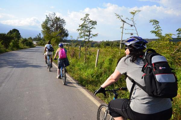 Colombia Biking Tour