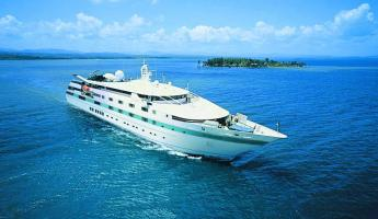 Cruise the Mediterranean aboard the Tere Moana