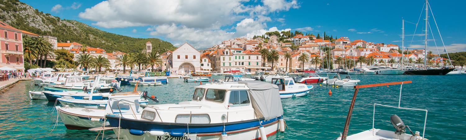 Picturesque towns await your arrival