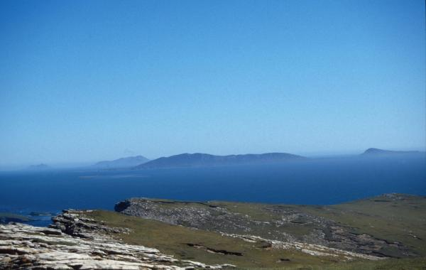 View the stunning scenery at West Point during your Falkland Islands tour