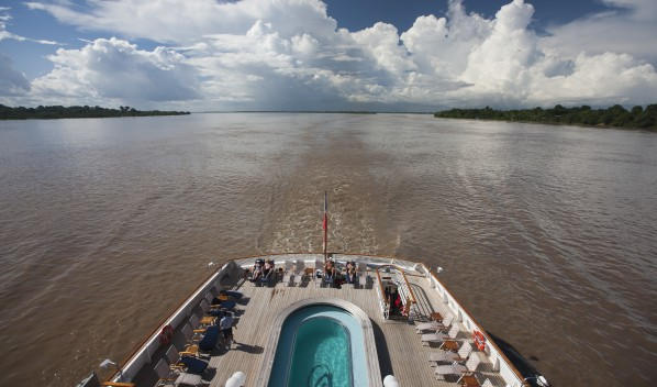 The Amazon unfolds on a SeaDream cruise