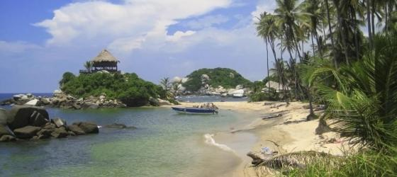 Tayrona National Park, Colombia beach retreat