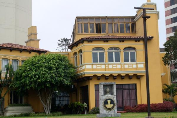 One of Lima's beautiful buildings