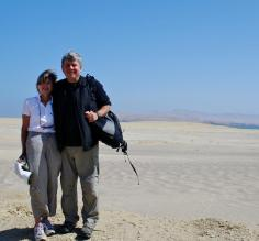 Exploring the Paracas National Reserve