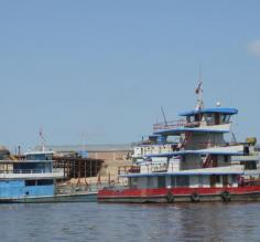 Waterfront, Iquitos