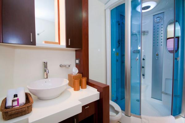Well equipped ensuite bath facilities