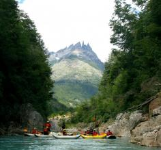 Rafting the Fu