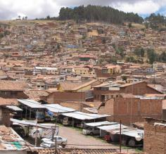 Neighborhood of Cusco