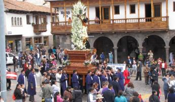 Square in Cusco