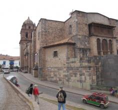 Exploring the streets of Cusco