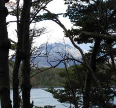 View from Tierra del Fuego National Park