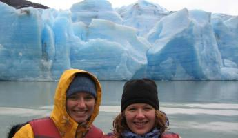 Tour of Grey Glacier in Chile