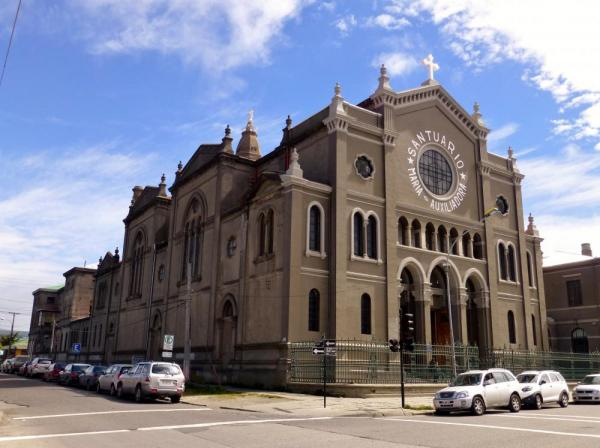 Church in Punta Arenas