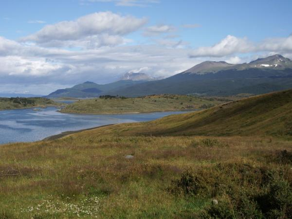 Views from Tierra del Fuego