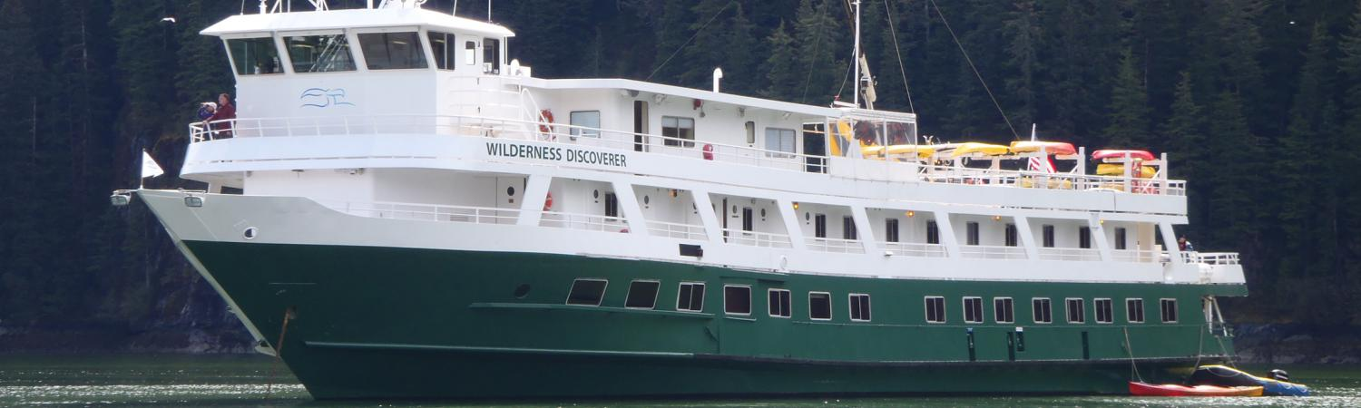 Wilderness Discoverer