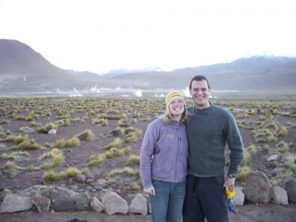 Snapshot in the Atacama.