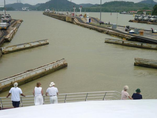 Transitioning the Panama Canal