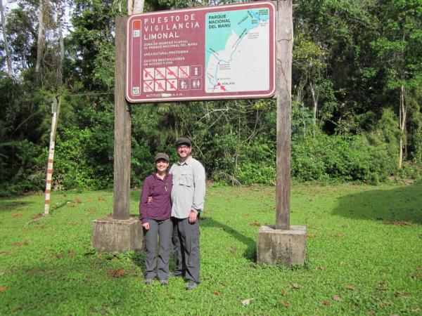 Finally- Manu National Park!