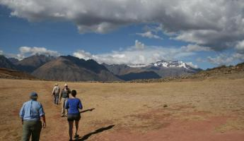 Exploring Sacred Valley