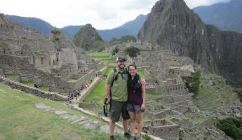 Machu Picchu- more great views!