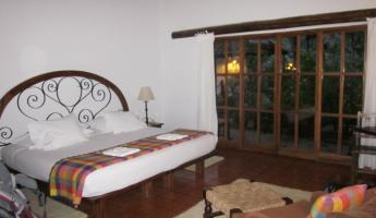 Our fabulous room at Machu Picchu Pueblo