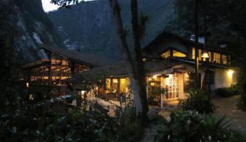 Machu Picchu Pueblo- our beautiful home for the night