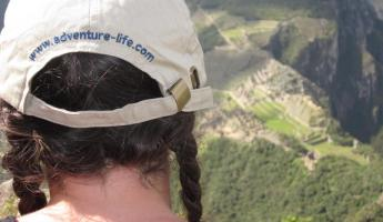 Huayna Picchu Hike- Enjoying the views of Machu Picchu