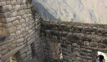 Huayna Picchu Hike- Great little ruins to look at on the way up