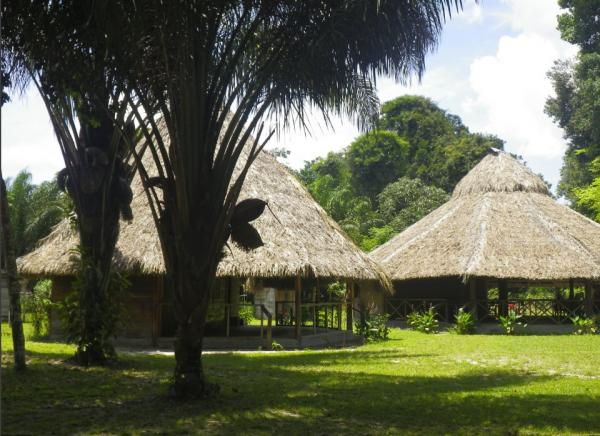 Welcome to Rewa Ecolodge located in the Rupununi Savannah