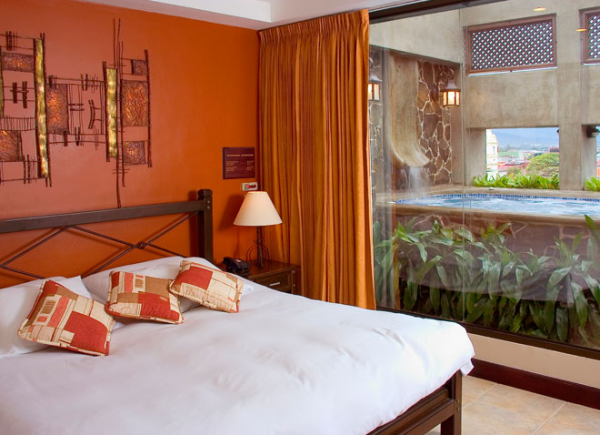 Grand Spa suites invite you to a life of luxury and relaxation