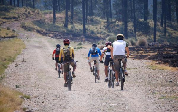 Explore Mexico on Rodavento's mountain bike excursions