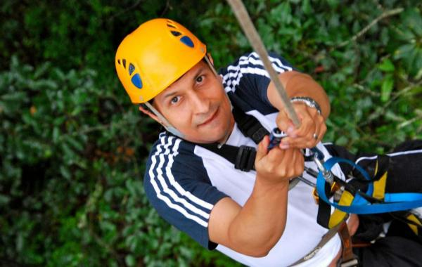 Rappeling, rock climbing and more are yours to enjoy