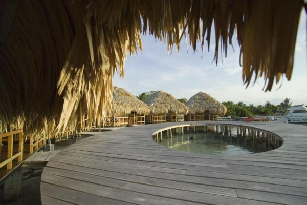 Welcome to the tropical oasis of St George's Caye Resort