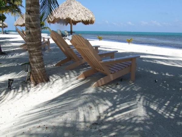 Relax in this secluded island paradise on your next trip to Belize