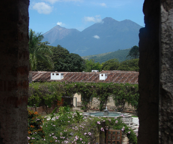 Explore Guatemala from Casa Santo Domingo