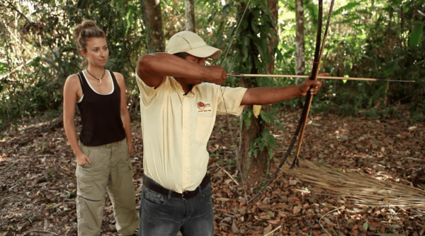 Learn survival skills in Guyana