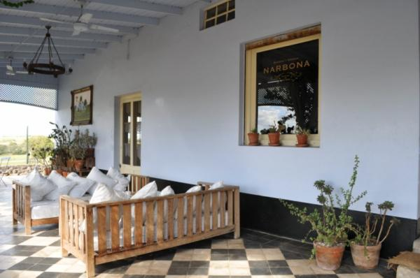 Finca Narbona offers plenty of space to relax
