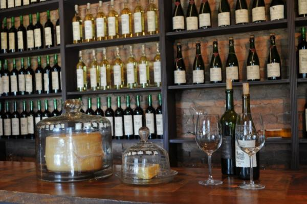 The estancia is proud to offer guests their quality wine and cheese