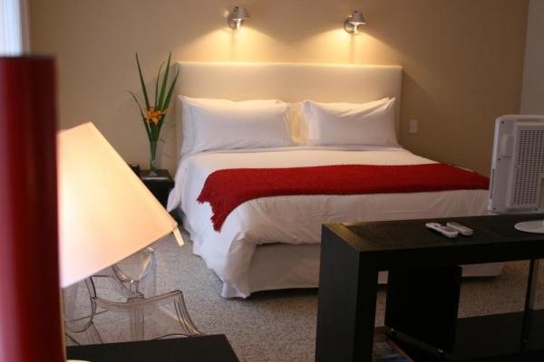 Comfort and quality meet in each of the well equipped guest suites