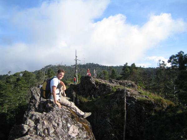 Hiking the Oaxaca area