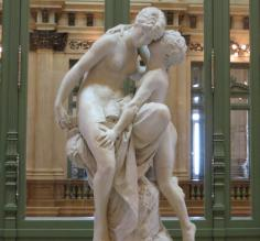 Statue of Venus and Cupid