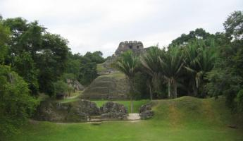 Xunantunich Ruins in Belize