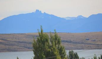 Day 1: Castle Mountain from El Calafate