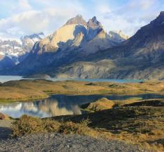 The Horns and Paine Grande, Torres del Paine