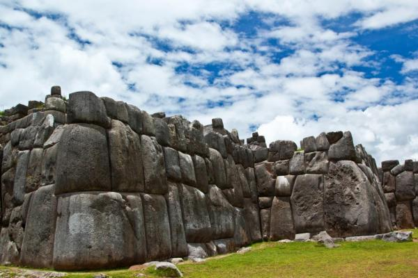 Saqsaywaman Ruins outside Cusco