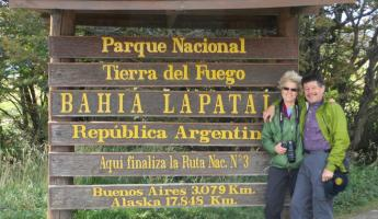 Day 10: The southern end of the Pan American highway