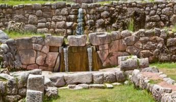 Incan Irrigation Canals